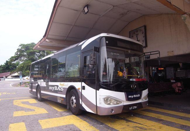 イポ バス ステーション