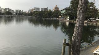 博多の憩いの地