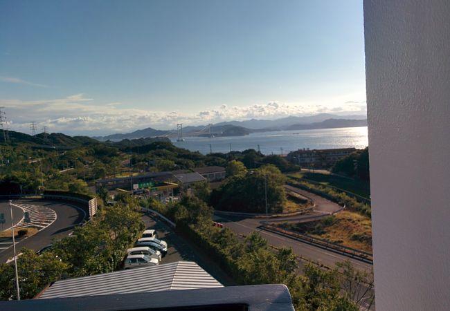 淡路島南パーキングエリア (上り)