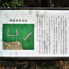 旧陸軍弾薬庫跡