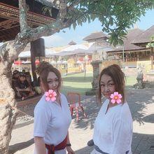 寺院のお祭り(オダラン)
