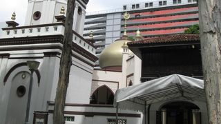 ハジャ ファティマ モスク