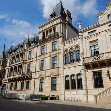 ルクセンブルクの大公宮