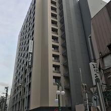 ドーミーインの建物