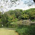 写真:小石川後楽園 蓮莢島