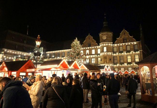 デュッセルドルフのクリスマス・マーケットなら、ここがオススメ!