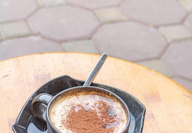 カフェ フォー コー
