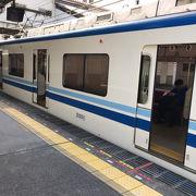 難波駅から堺東駅まで