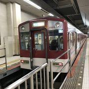 上本町駅から鶴橋駅まで