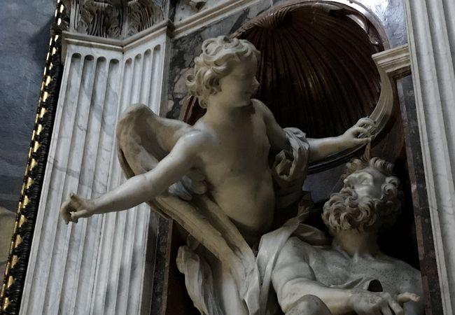 天使と悪魔「土」の現場