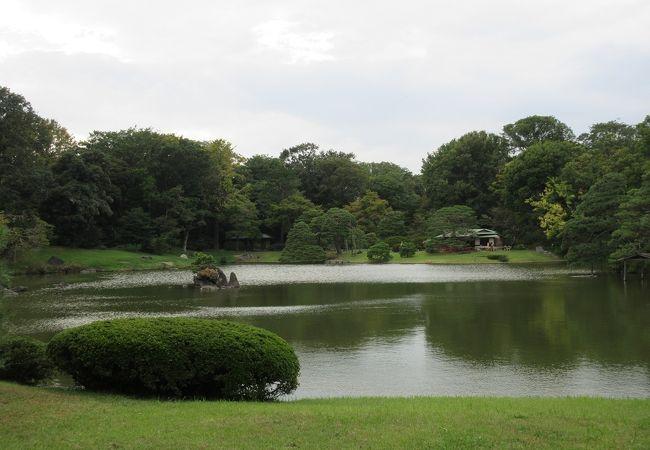 田鶴橋や蓬莱島も、丁度良いアクセントになっていました。