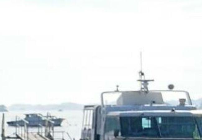 奥松島遊覧船