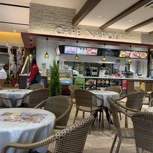 カフェ ナポリ