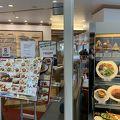長崎駅ビル二階のロイヤルホスト