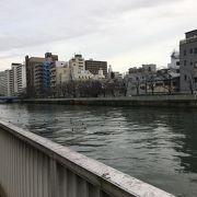 徳川家康が造らせた運河