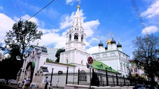 Church of The Savior Transfiguration of Our Lord