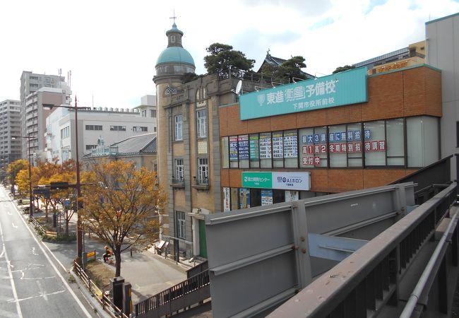 下関観光情報センター (旧秋田商会ビル)