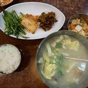 韓国人も並んで食べる超有名店