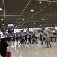 成田空港第2ターミナル