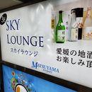 松山空港 スカイラウンジ