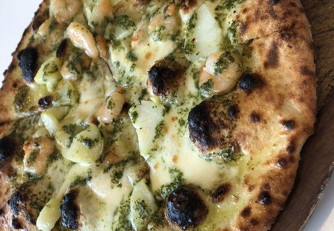 美味しいピザ