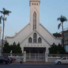 太平境馬雅各紀念教会
