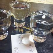 湯田温泉の老舗で一杯