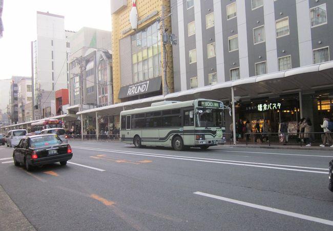 京都市 100円循環バス