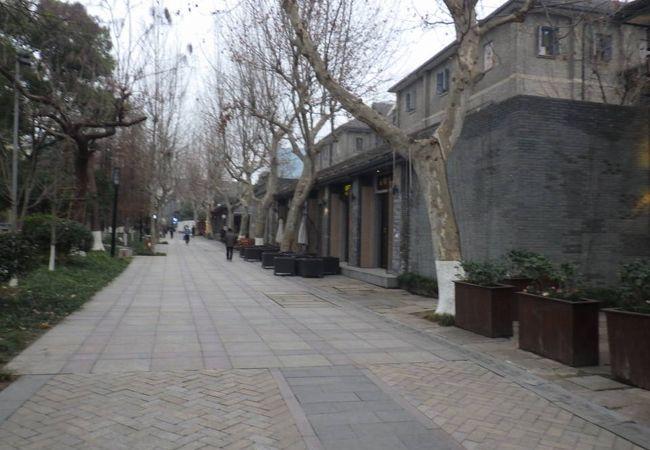 杭州大兜路歩行街