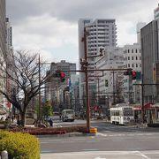 岡山駅から岡山城へ