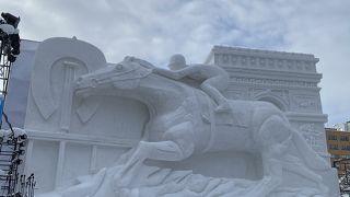 2回目の雪まつり