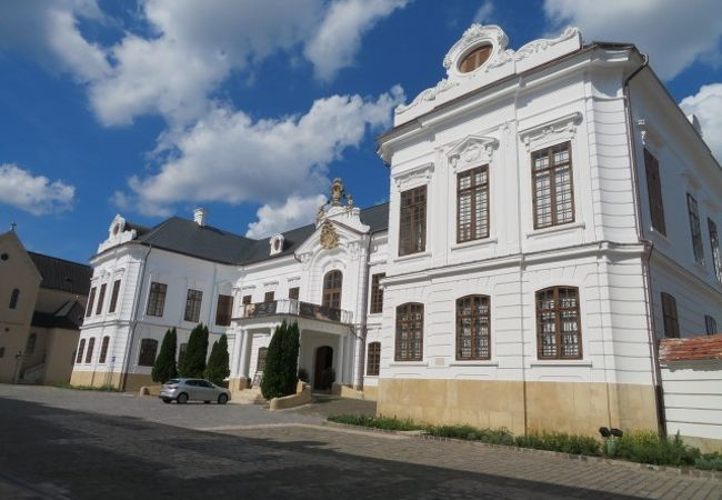 大司教の館