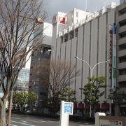 岡山駅前のある