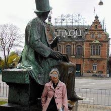 アンデルセン像