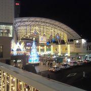 駅前ショッピングセンター