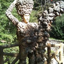 アルティガス庭園の洗濯男