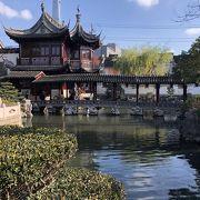 上海の代表的な観光地