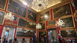ドーリア パンフィーリ宮殿 (美術館)