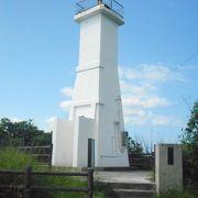 コンパクト感じの灯台でした。