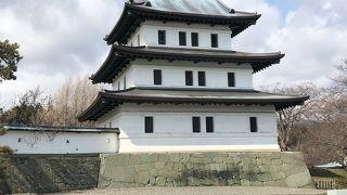 日本100名城の松前城(北海道)、幕末に築かれた最後の日本式城郭