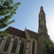 ベネディクト教会 (山羊教会)