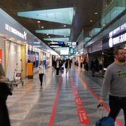 オシャレな国際空港