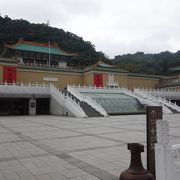 台北観光の目玉。