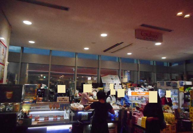 石垣島最後の売店でした。