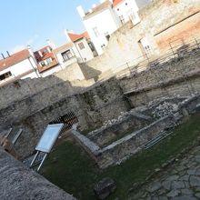 古代ローマ遺跡 (スカルバンティア考古学公園)