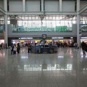 大きくなっていたICN国際空港