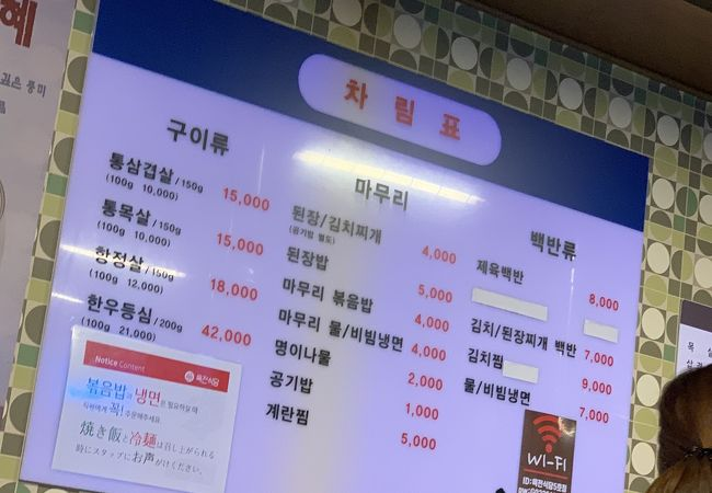 肉典食堂 1号店