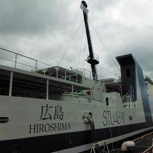 晴海埠頭(STU48号)