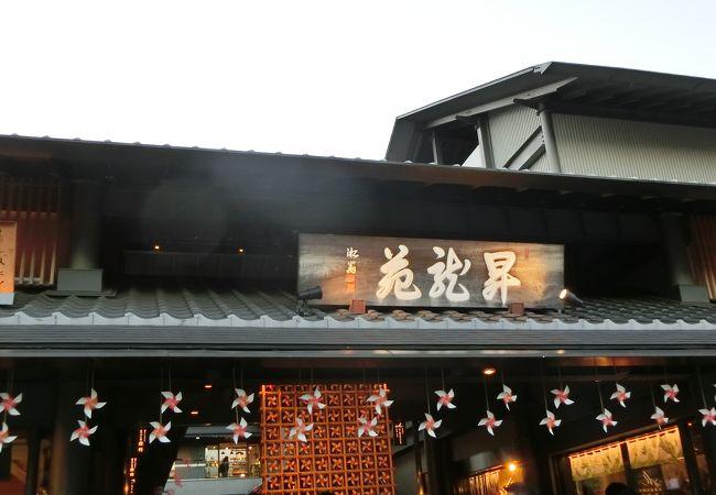 嵐山昇龍苑