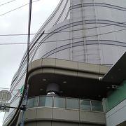 大船の駅ビルです